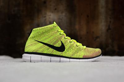 Nike-Free-Flyknit-Chukka-Neon-Yellow-Volt