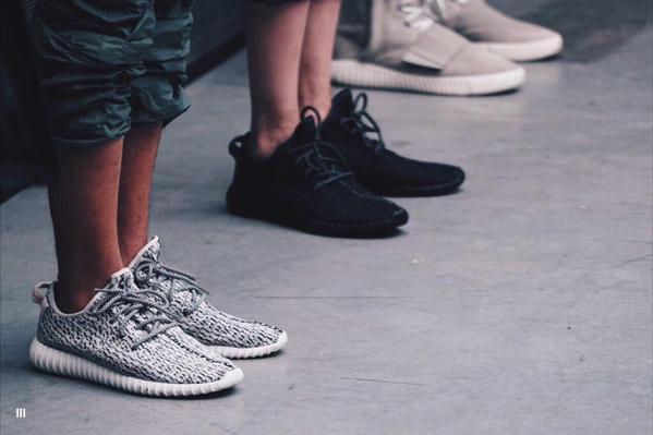 Adidas Yeezy Boost All Black