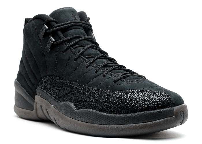 "Air Jordan 12 OVO ""Black"" 2017 Release Info - JustFreshKicks"