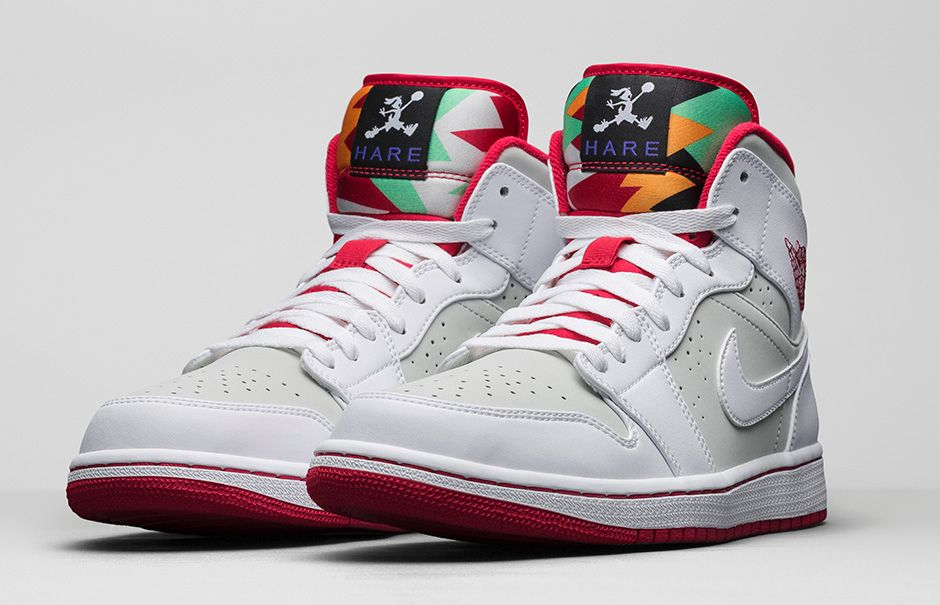 Air Jordan 1 Mid 'Hare'
