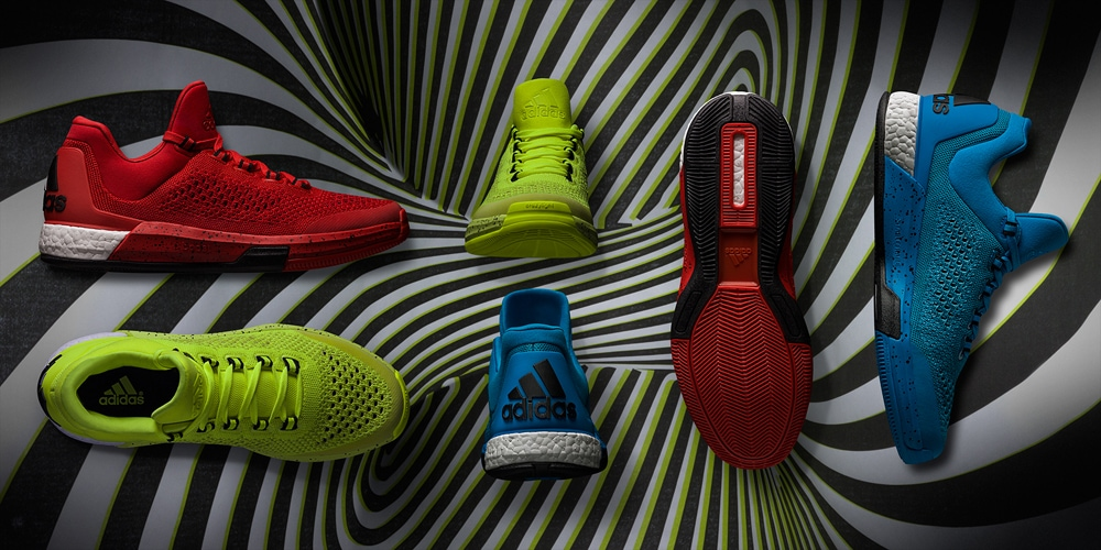 zapatillas adidas crazylight boost
