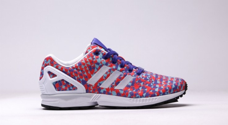reputable site cf388 2dcab Adidas Zx Flux Weave Men's Running Shoes Running