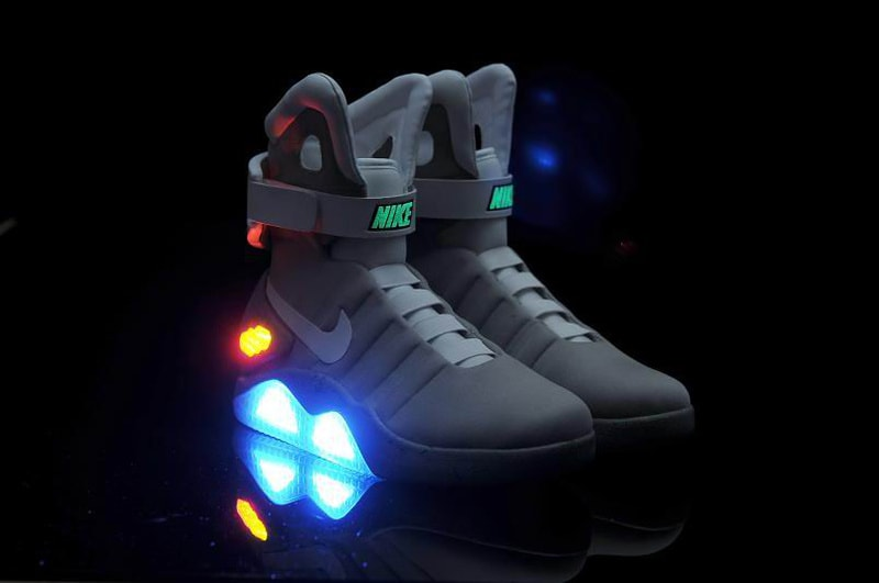 nike back to the future 1