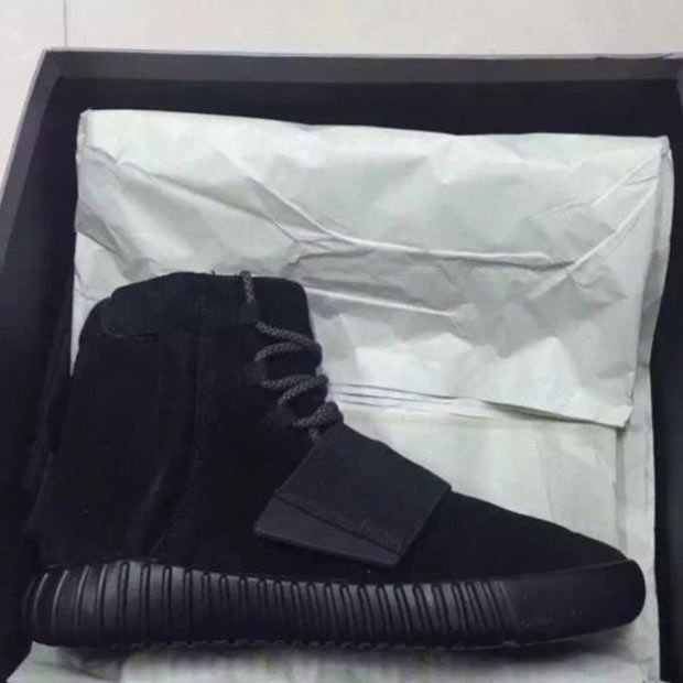 new concept a12ad 80037 Yeezy 750 Boost 'Black' Release Date - JustFreshKicks