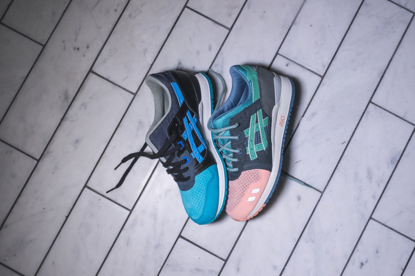asics cove gel lyte 3 homage