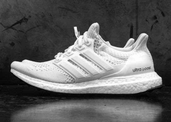adidas ultra boost triple white now available. Black Bedroom Furniture Sets. Home Design Ideas