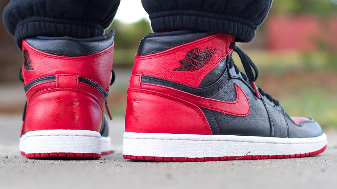 air jordan 1 bred banned 2016