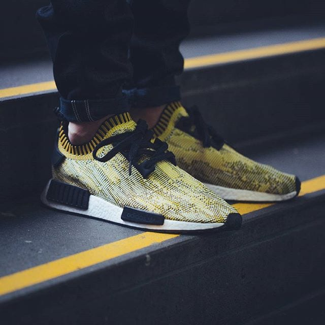 yctylg Adidas NMD PK \'Yellow Gold\' Restocking Today at 7PM EST