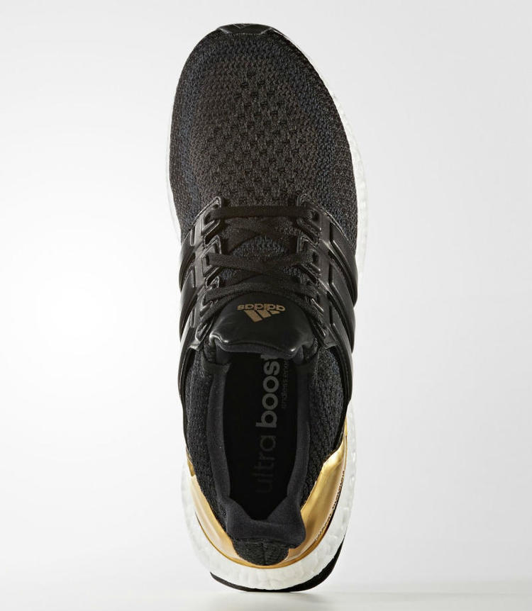 Adidas Ultra Boost Ltd Gold