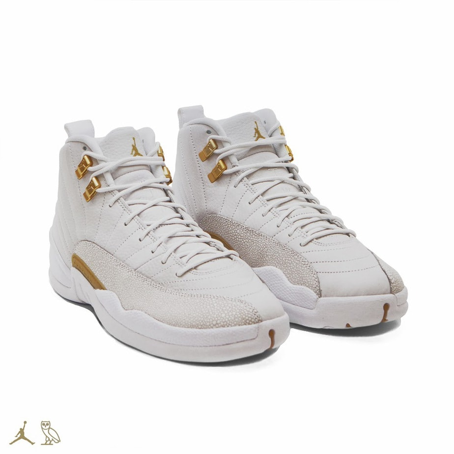 nike air jordan ovo retro 12