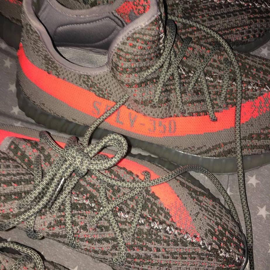 Yeezy red Men's Trainers For Sale