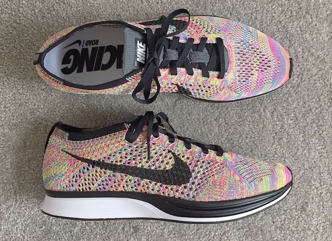 huge selection of 6006c 5fa45 Another Nike Flyknit Racer