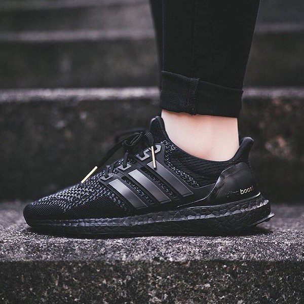 Adidas Ultra Boost Quot Triple Black Quot Release Date