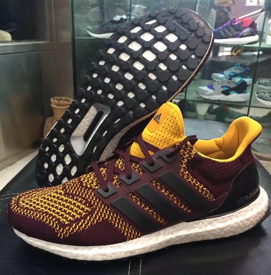 Adidas Boost Gold