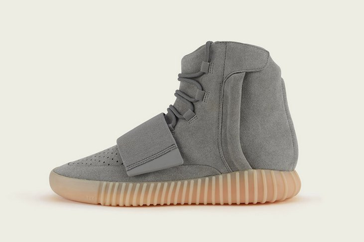Adidas Yeezy Boost 750 Light Grey Gum Brown Raffles