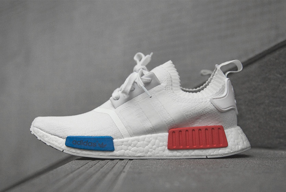 Adidas NMD Custom Gucci white New Yeezy Boost