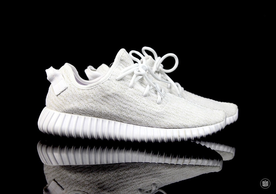 73% off Adidas yeezy 350 boost moonrock men / women Light Stone
