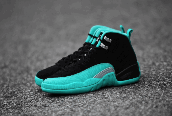The Air Jordan 12 GS