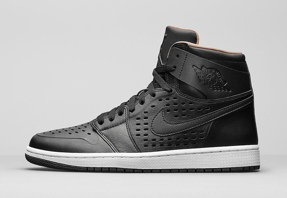 "0a2f5f66a186a4 Air Jordan 1 Retro High ""Black Vachetta"" - JustFreshKicks"