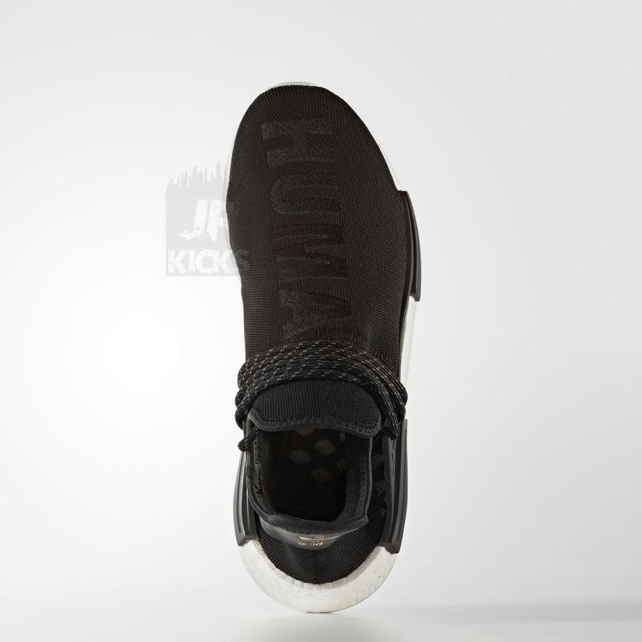 "Pharrell x adidas NMD Human Race ""Black"""