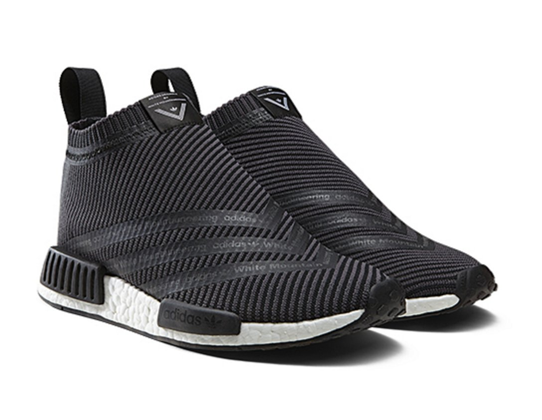 White Mountaineering adidas NMD City Sock