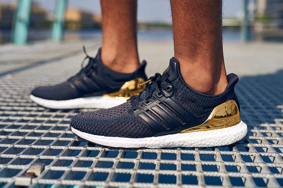 Ultra Boost On Feet