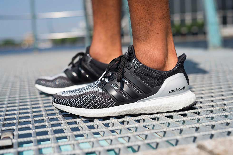 Adidas Ultra Boost Silver Ltd