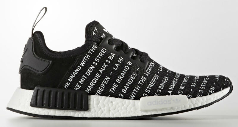 adidas NMD_R1 The Brand With The 3 Stripes white | 43einhalb Sneaker Store