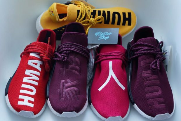 pharrell adidas nmd release termine justfreshkicks