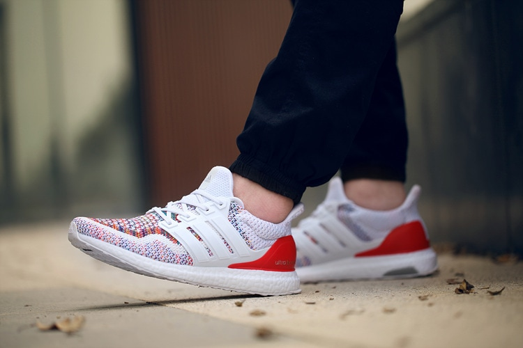 adidas-ultra-boost-multicolor-red-heel-on-foot-1