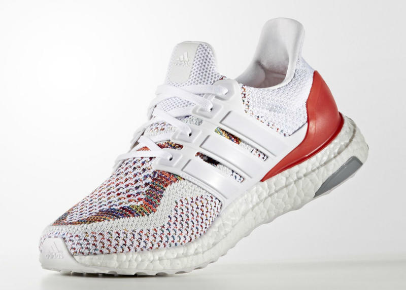 online retailer a5c96 1dd89 inexpensive adidas ultra boost red and white 01661 8e14e