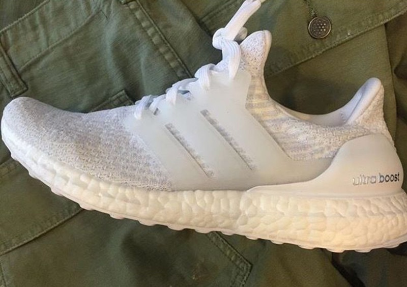 Adidas Ultra Boost 2.0 Triple White | Sneakers | Sommer 2017