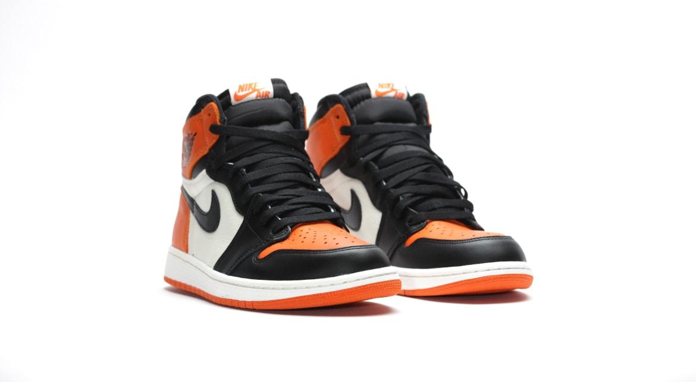 sports shoes new cheap reasonably priced Air Jordan 1 'Shattered Backboard' Restock Alert ...
