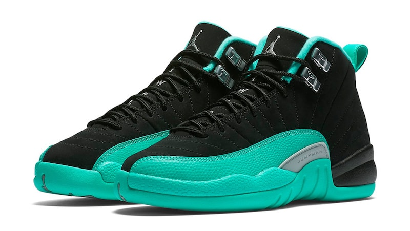 Hyper Jade Jordan 12 Footlocker Nike Retro