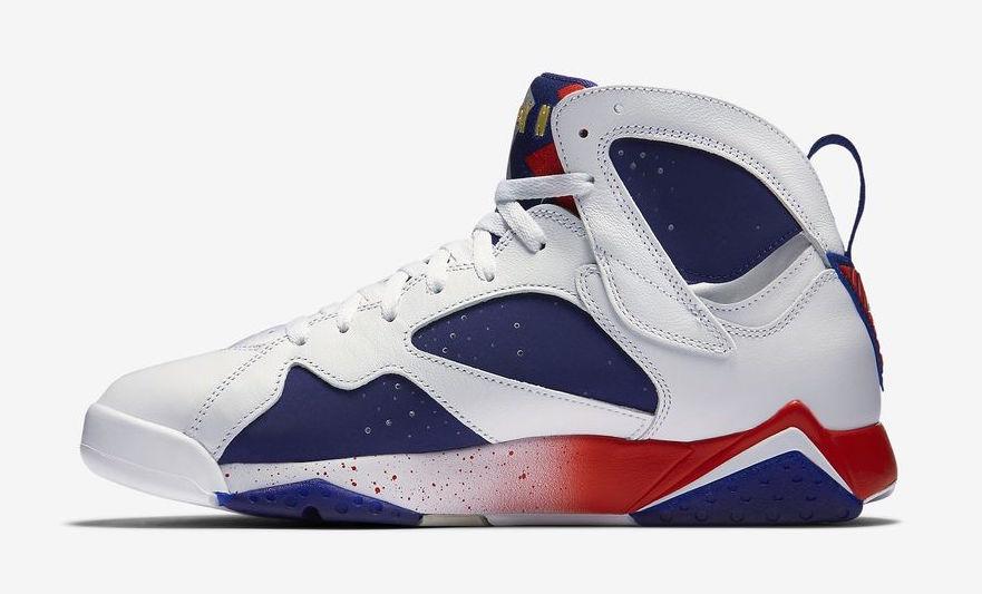 "Air Jordan 7 ""Olympic Alternate"""