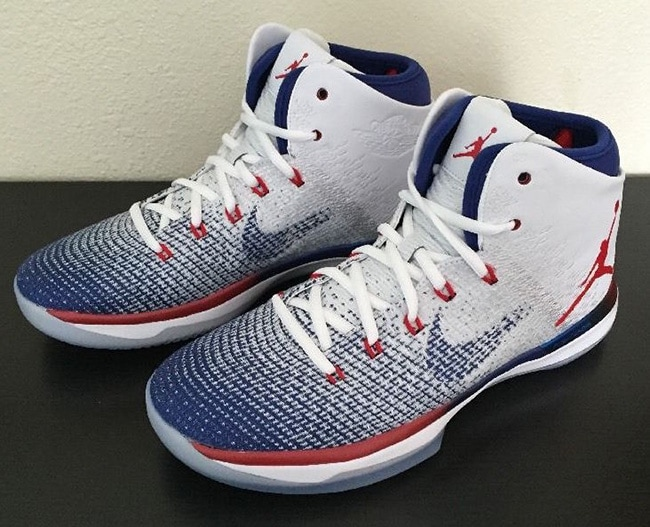 "Air Jordan XXX1 ""USA"""