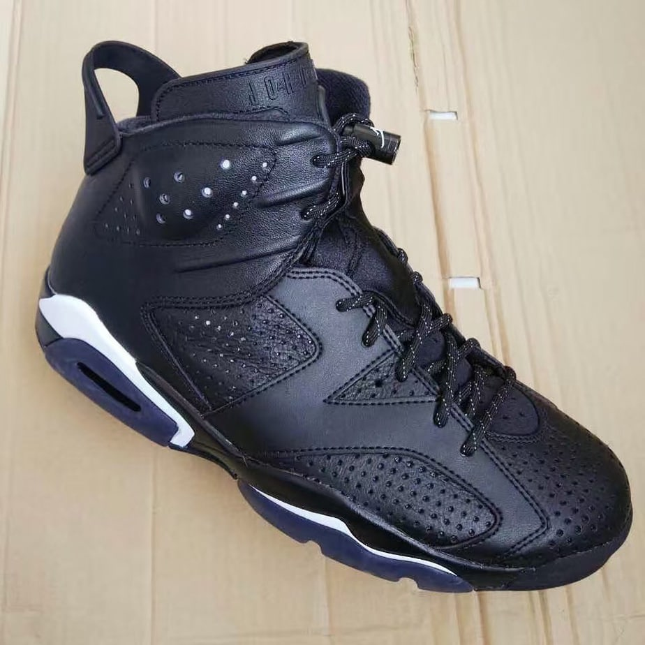Air Jordan 6 Chat Noir 2016 4ZoRy