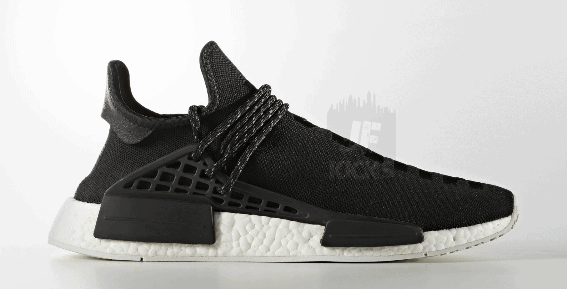 Pharrell adidas NMD Black