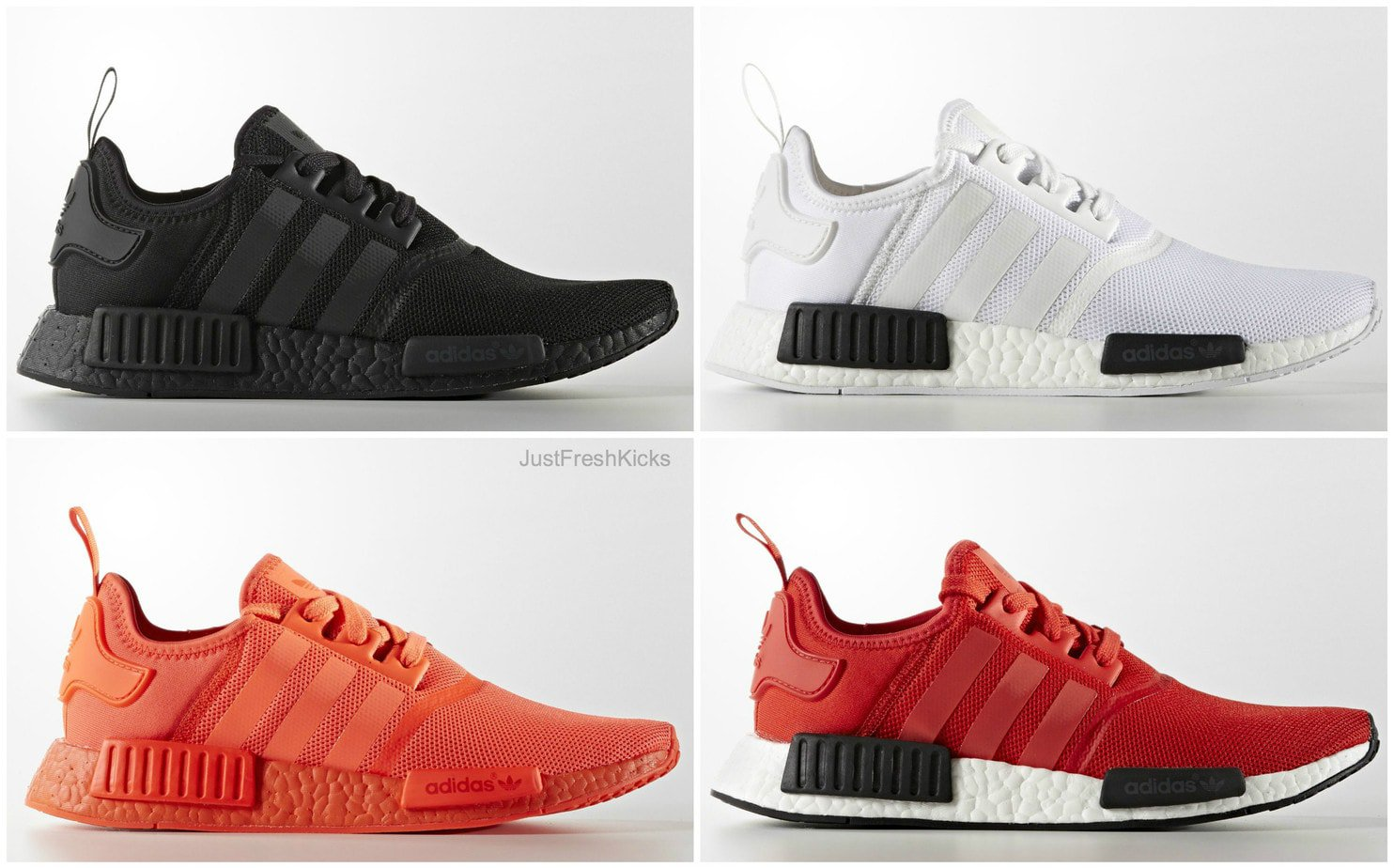 promo code 2520c 4cead Updated adidas NMD Release Dates - JustFreshKicks