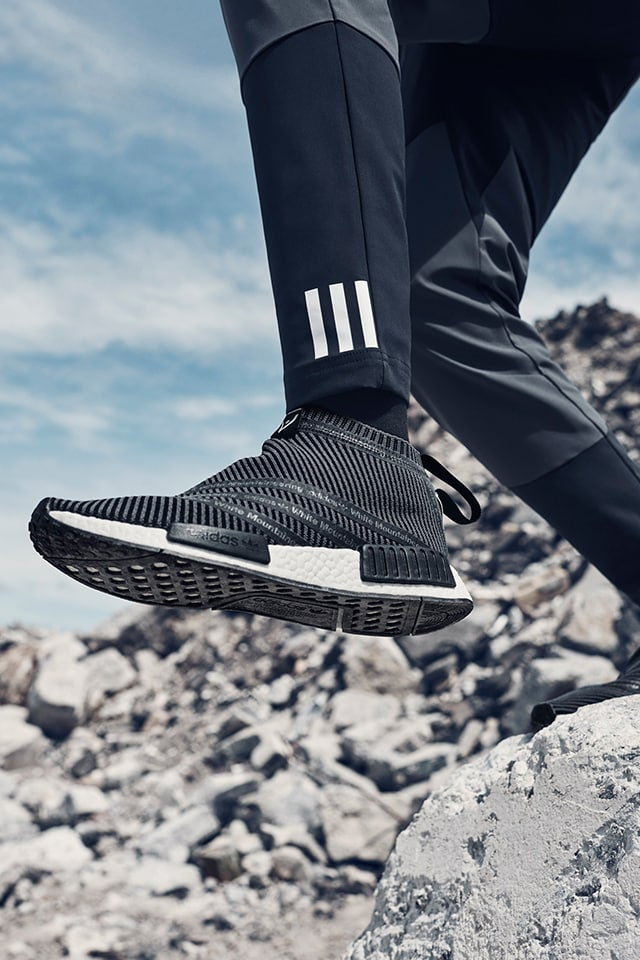 White Mountaineering adidas