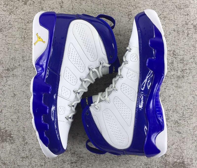 """Air Jordan 9 """"Kobe Bryant"""" PE - JustFreshKicks 2b2d2a0ba"""