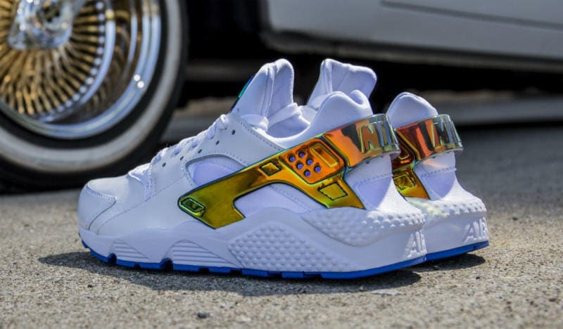 check out 5abe6 9fed9 sweden bcpp nike huarache gold 1f84e df25c  spain nice kicks x nike air  huarache 2016 release info justfreshkicks b5544 336bd