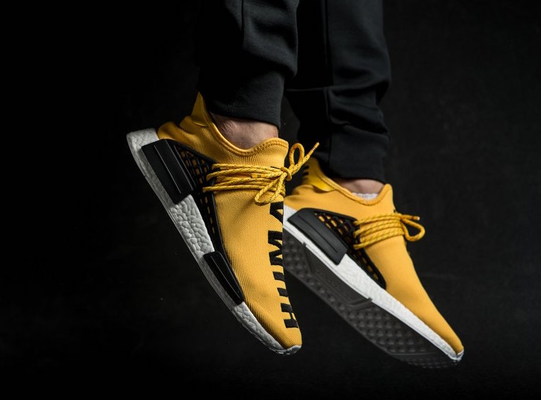 Cheap N.E.R.D. x NMD Hu Shoes for Sale, Buy Adidas NERD x NMD HU Boost