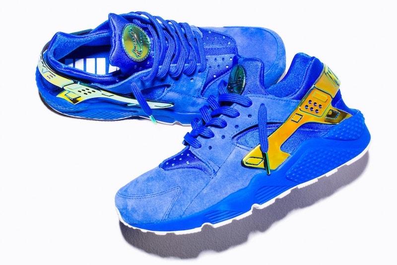 undefeated-nike-la-huarache-blue-suede-1