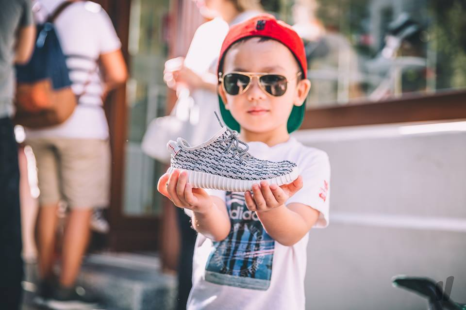 Adidas Yeezy 350 Boost Infant