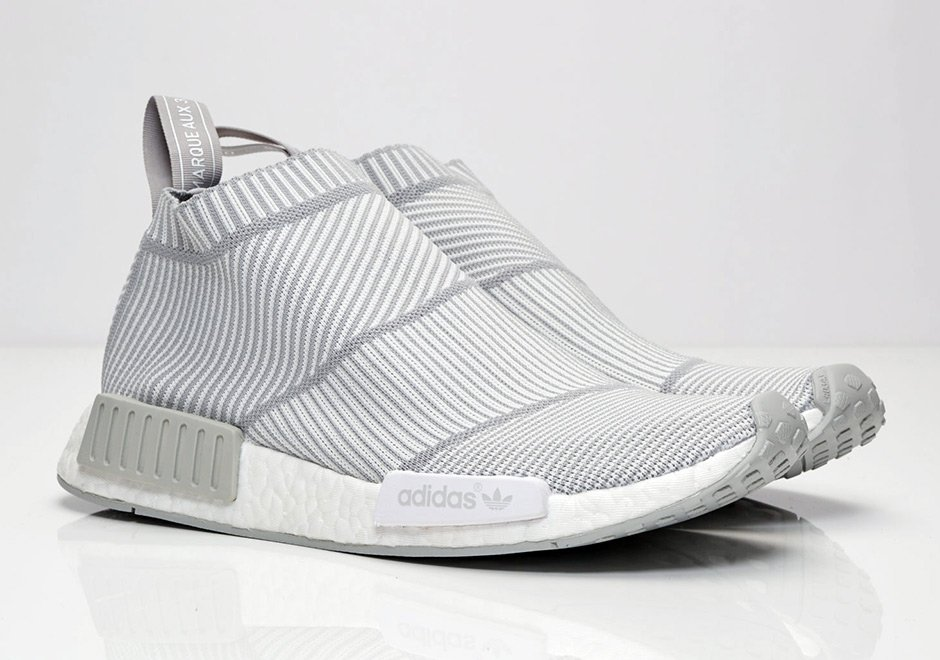 adidas NMD City Sock Primeknit Grey