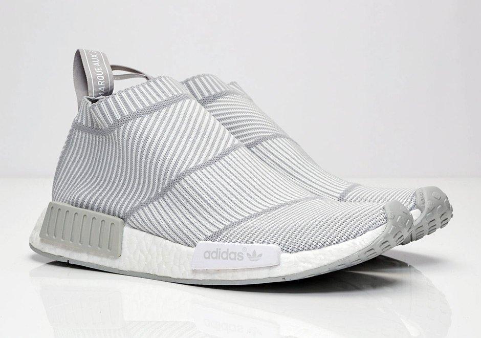 adidas NMD City Sock Primeknit Grey