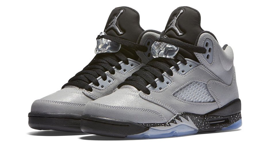 Air Jordan 5 GS Wolf Grey