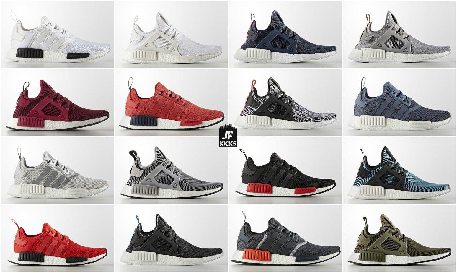 August 18th adidas NMD Release Links - JustFreshKicks 064cf3874