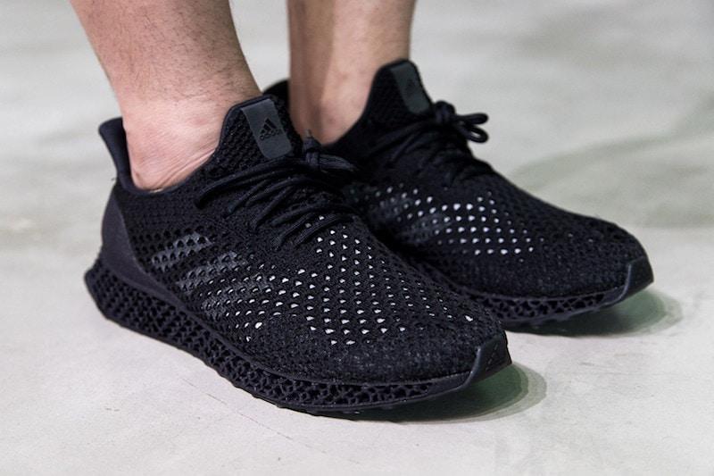 adidas Futurecraft 3D Triple Black